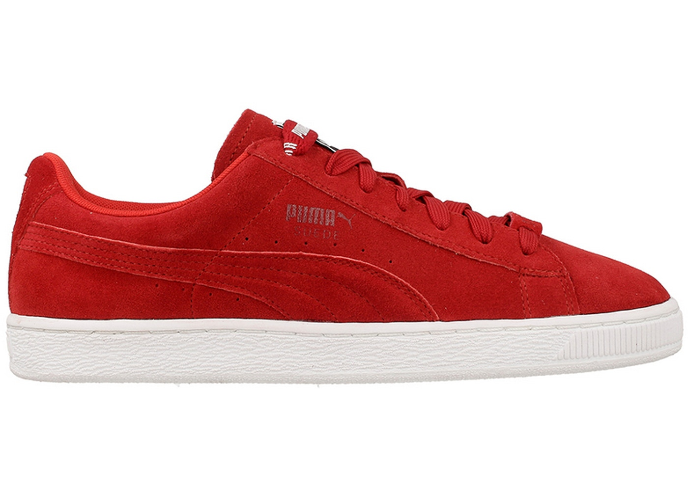 the latest abfb8 388cb Puma Clyde Trapstar Red