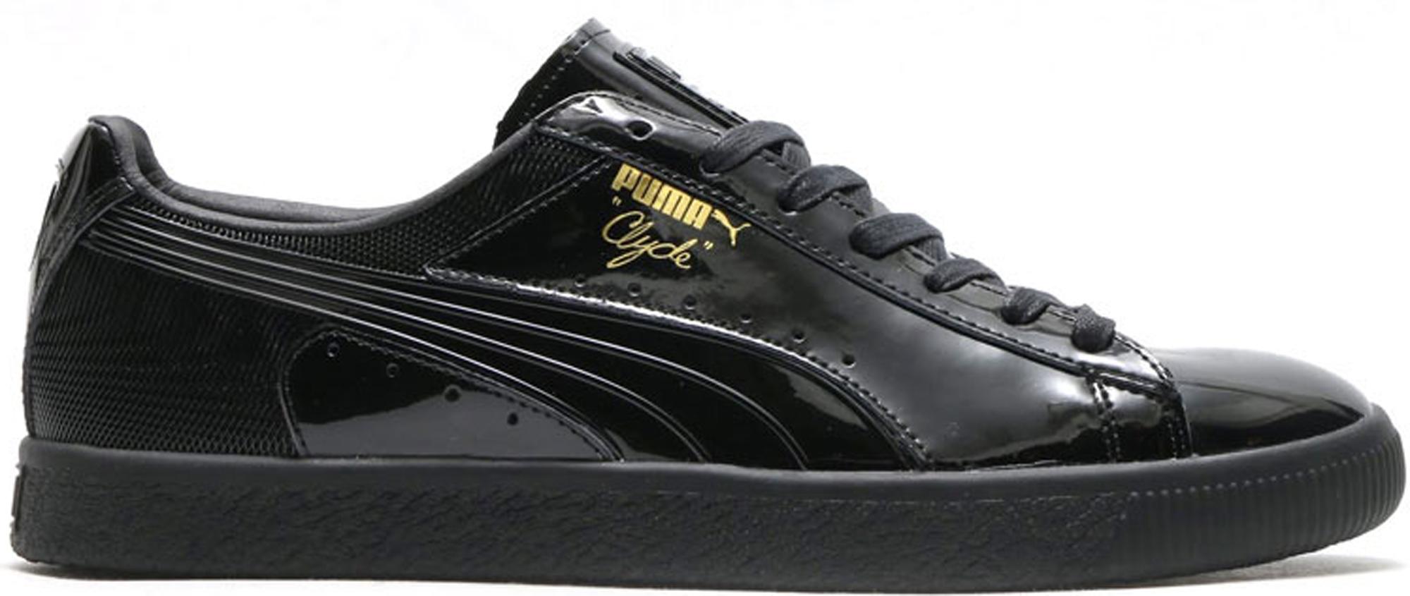 Puma Clyde Wraith Black - 363512-01