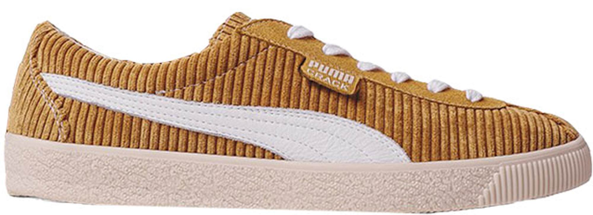 Puma Crack David Obadia Yellow