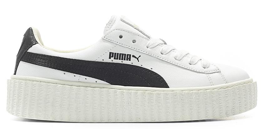 Puma Creeper Rihanna Fenty Leather White (W)