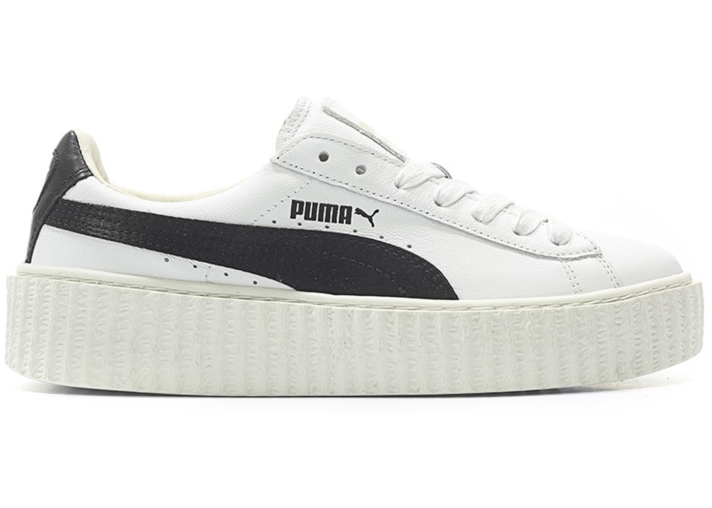 huge discount ed965 49d09 Puma Creeper Rihanna Fenty Leather White (W)