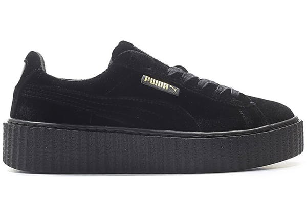 Puma Velvet Black