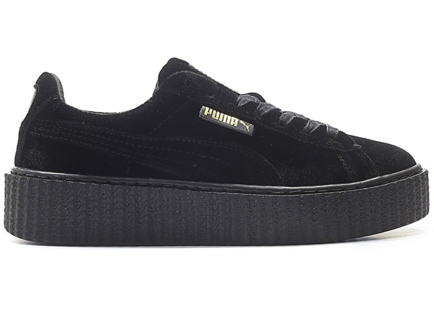 Sell. or Ask. Size  6.5. View All Bids. Puma Creeper Velvet Rihanna Fenty  Black b153cb6f2aea