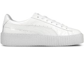 buy popular b00d5 8e5ca Puma Creepers Rihanna Fenty Glossy White