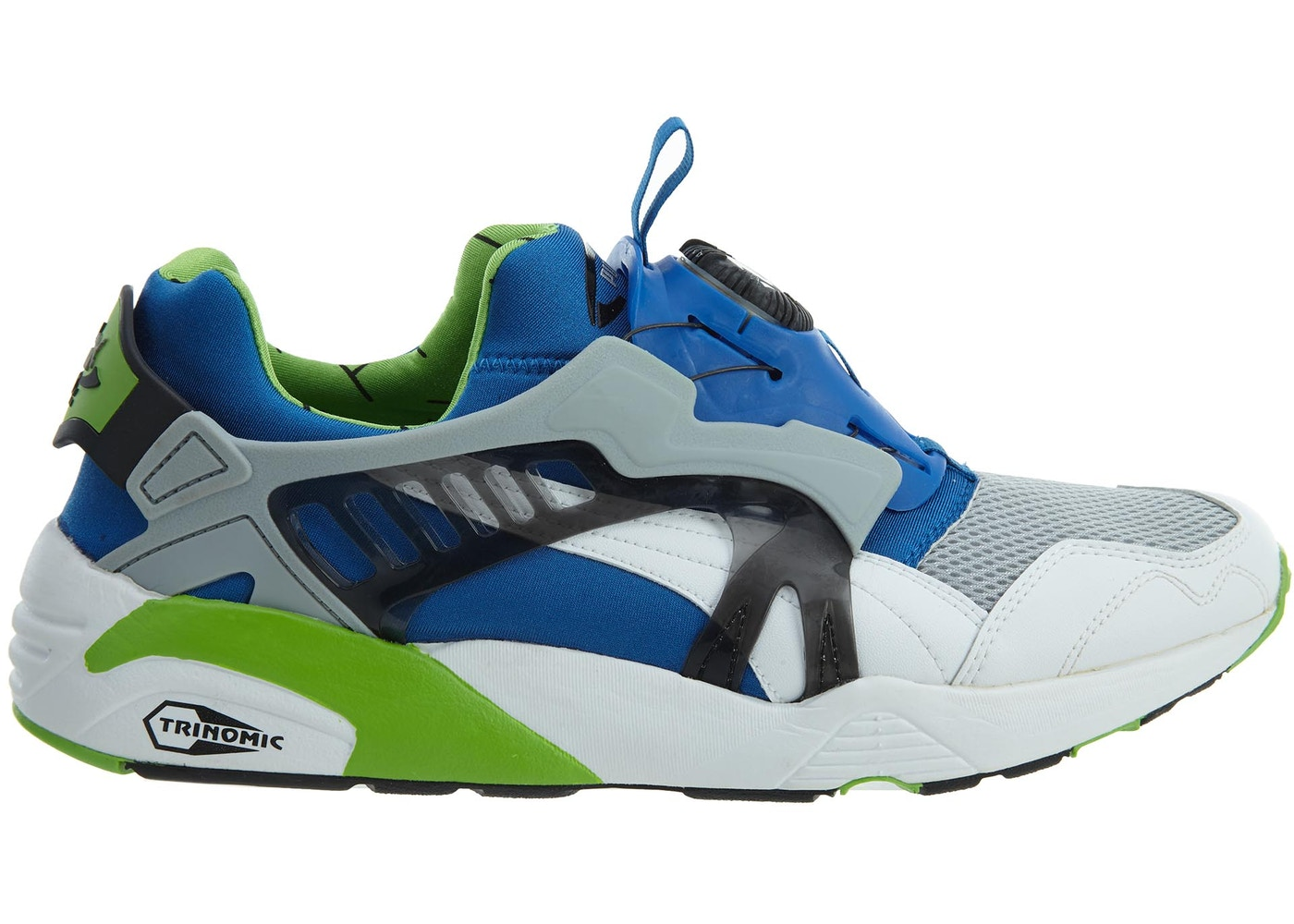 check out b1c2f 7b456 Sell. or Ask. Size  11. View All Bids. Puma Disc Blaze Og 1993 The List  White-Snorkel Blue-Grn Flash