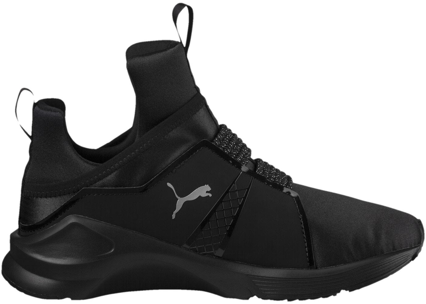 8cdf3ef496a Puma Fierce Satin EP Black (W) - 190545-01