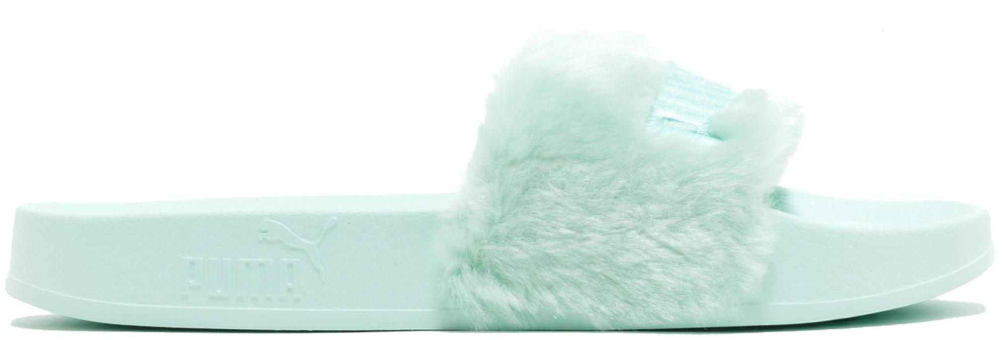 Puma Fur Slide Rihanna Fenty Bay (W