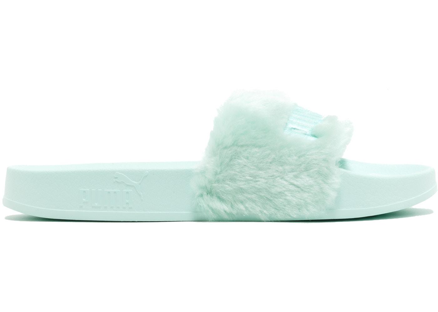 813d98c639e7 Sell. or Ask. Size  10.5W. View All Bids. Puma Fur Slide Rihanna Fenty ...