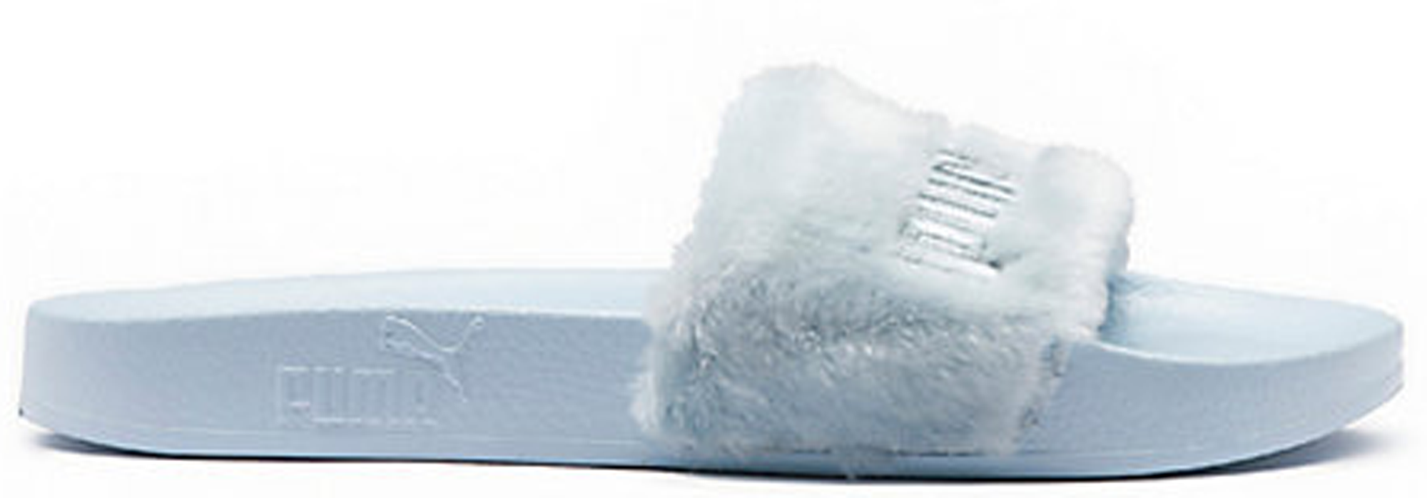 Puma Fur Slide Rihanna Fenty Cool Blue (W)