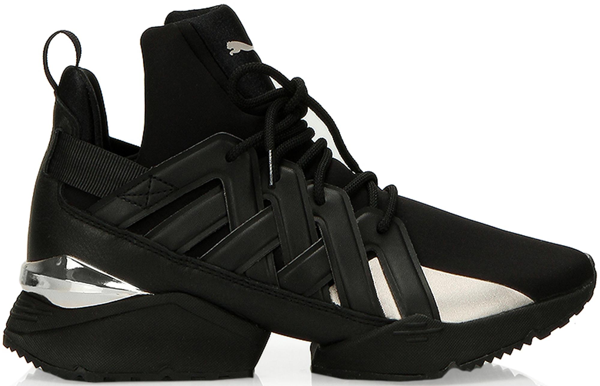 Puma Muse Echo Black (W) - 367742-01