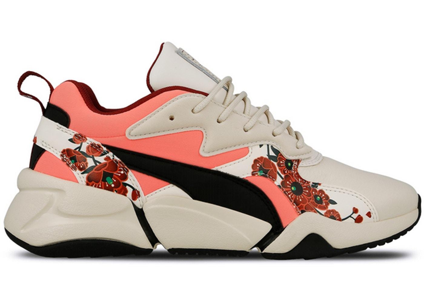 1ff904607c49 Puma Nova Sue Tsai Cherry Bombs (W) - 369560-01