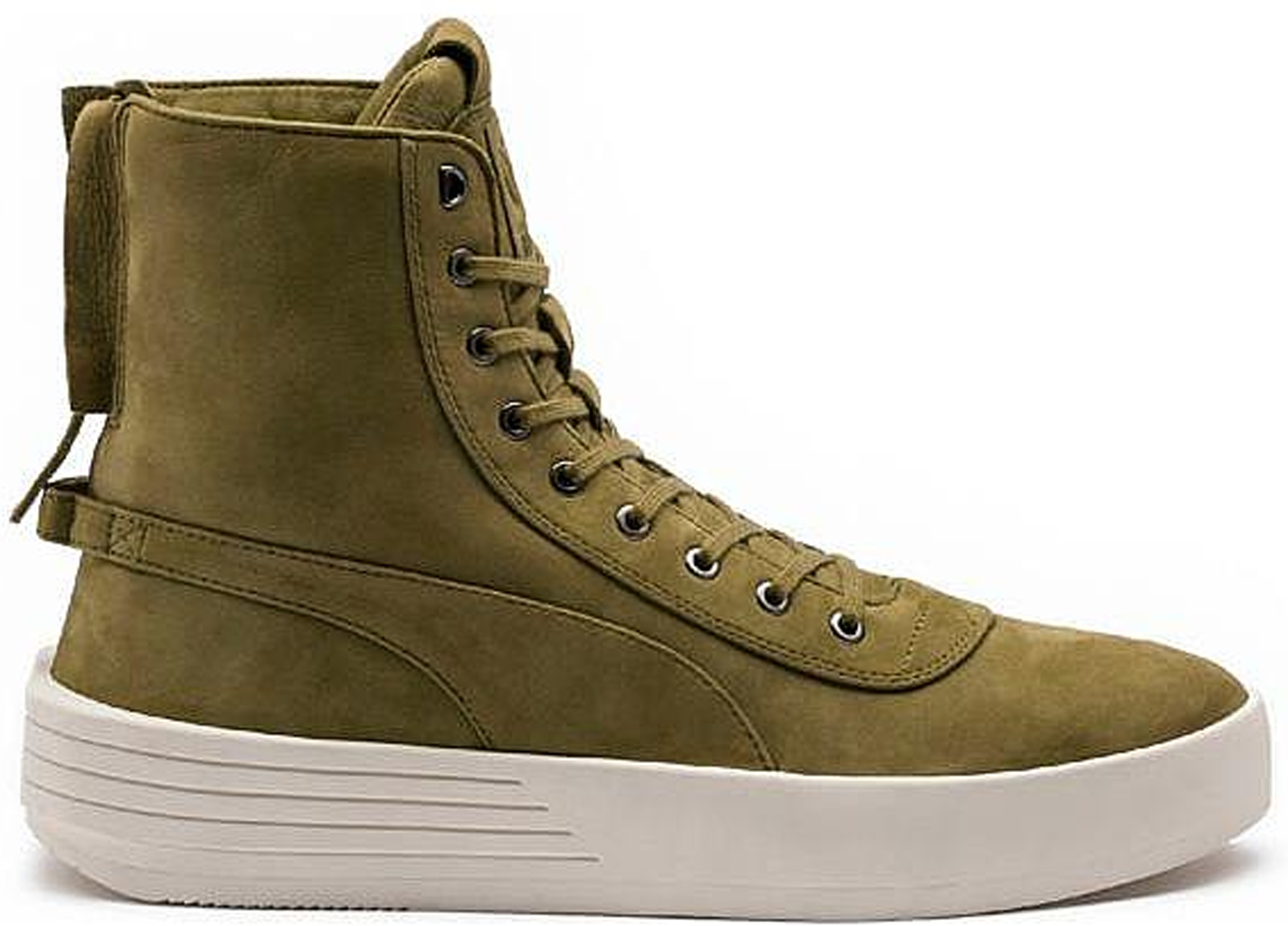 Puma Parallel The Weeknd Olive - 365039-03