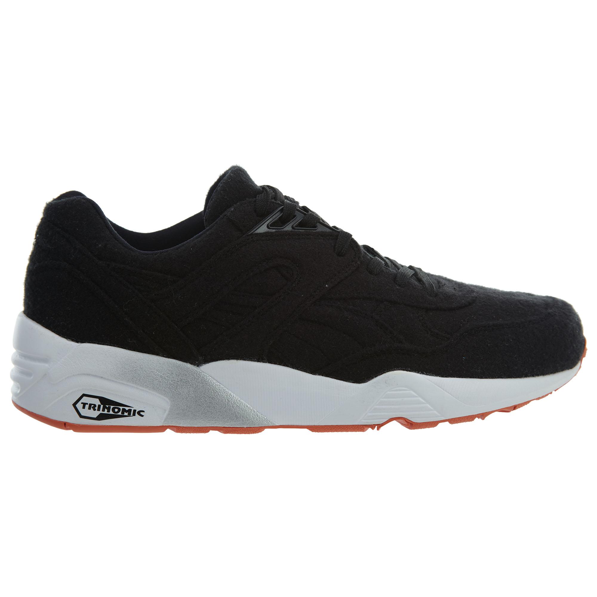 Puma R698 Bright Black - 358832-01