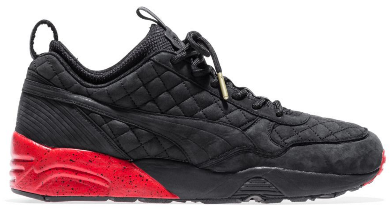 Puma R698 Ronnie Fieg x High Snobiety A Tale of Two Cities