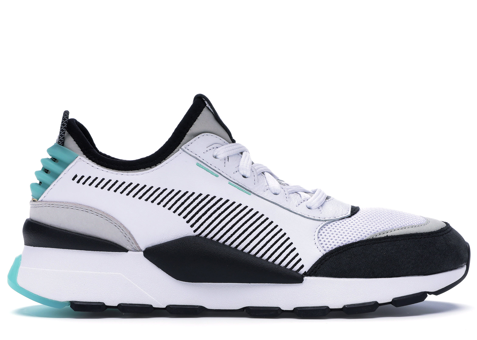 Puma RS 0 Re Invention White Grey Violet