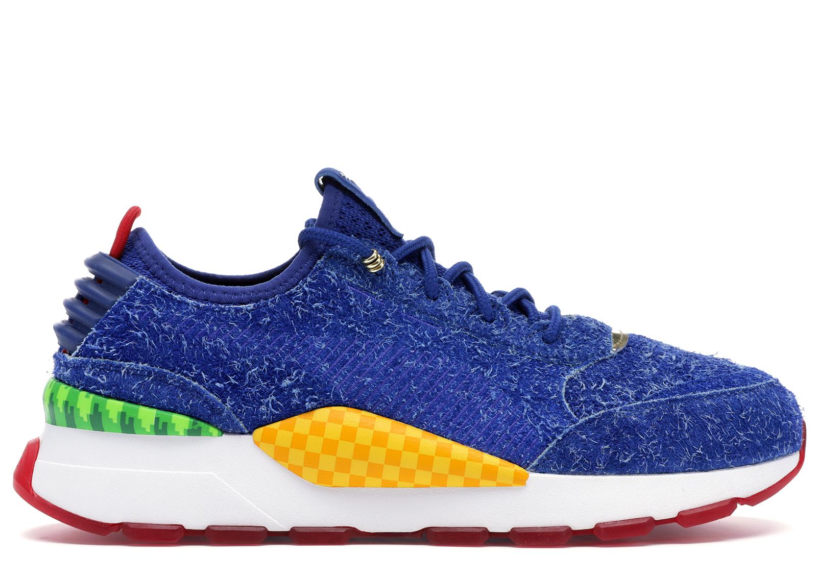 Puma et SEGA dévoilent les sneakers SONIC GOLEM13.FR