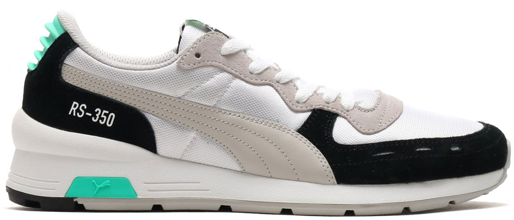 Puma RS-350 Re-Invention White Green
