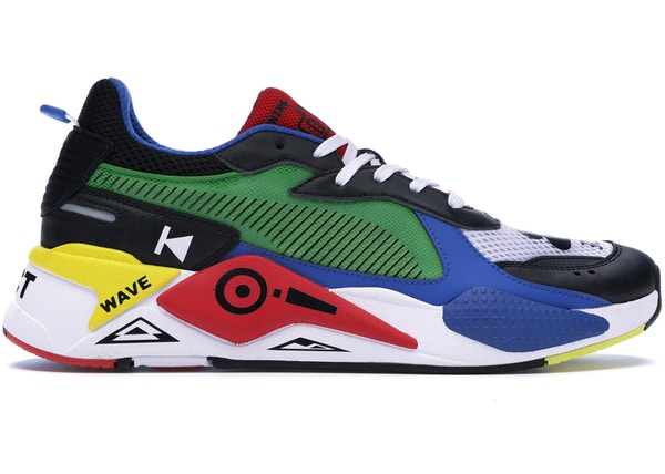 06d2534b4f40 Puma RS-X Alexander John The Mixtape