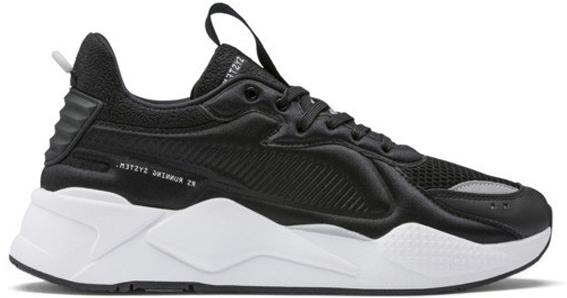 Puma RS-X Softcase Black White - 369819-01