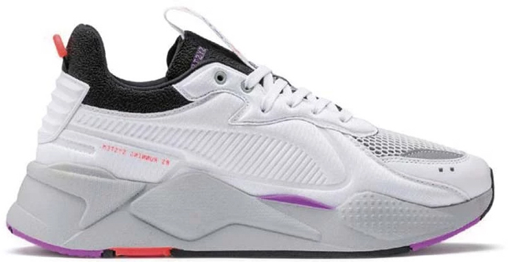 Puma RS-X Softcase White Purple