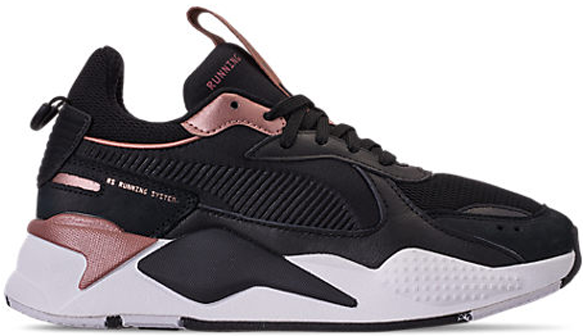 puma rs x rose gold