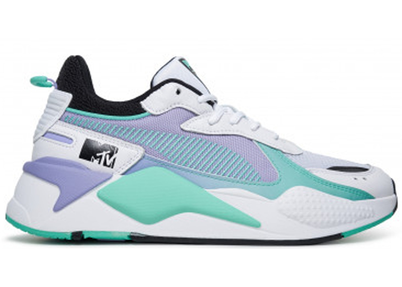 Puma RS-X Tracks MTV White