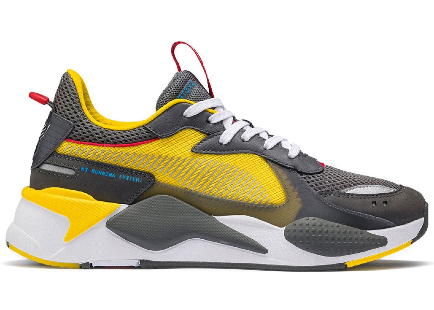 look out for in stock best Puma RS-X Transformers Bumblebee