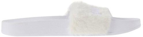 Puma Fur Slide Fur Slide White (W)
