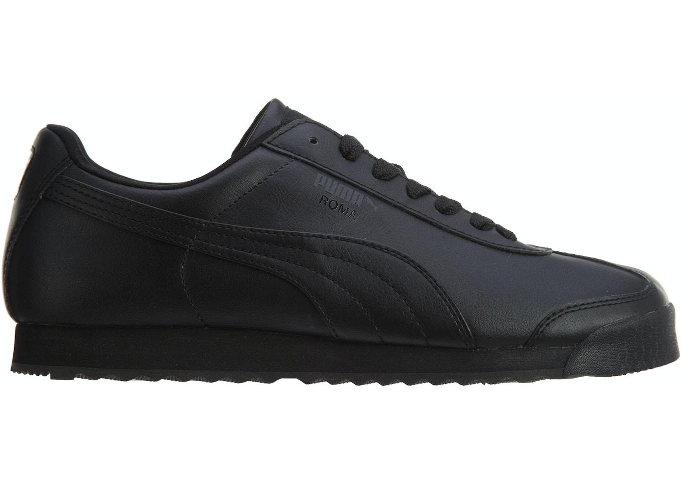 3e88663c Puma Roma Basic Black/Black