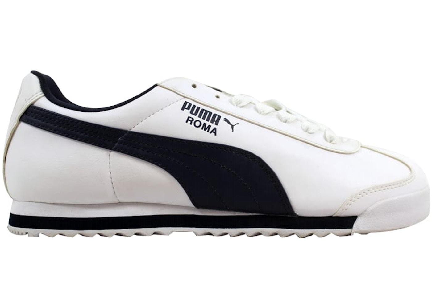 672e0e6d14 Puma Roma Basic White