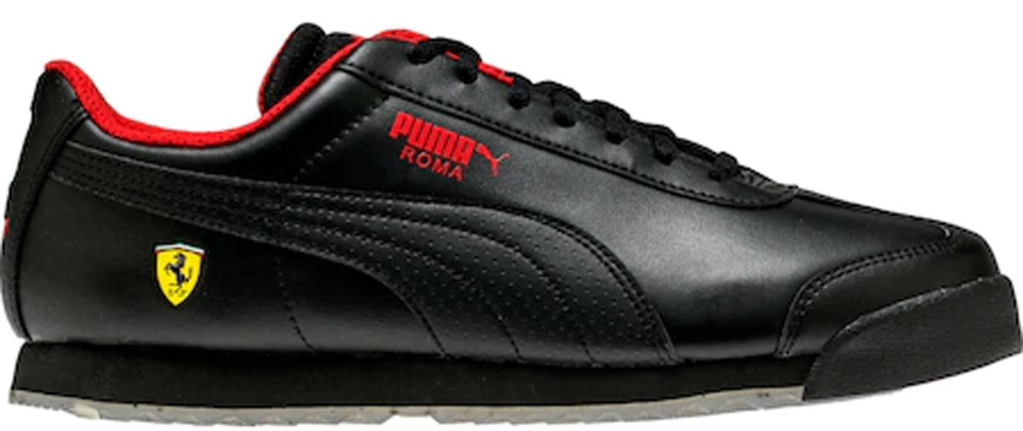Puma SF Roma Ferrari Black - 306011-02