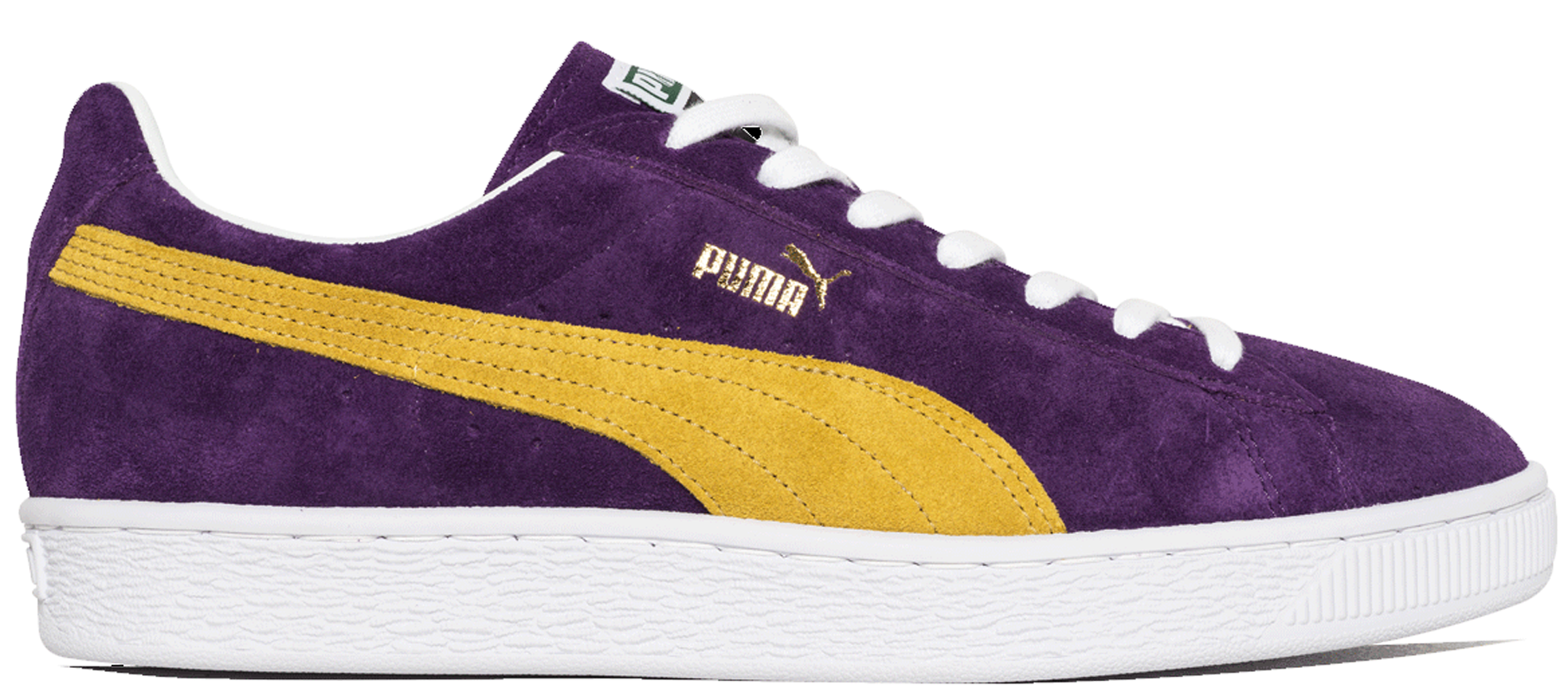 Puma Suede Classic Collectors Lakers