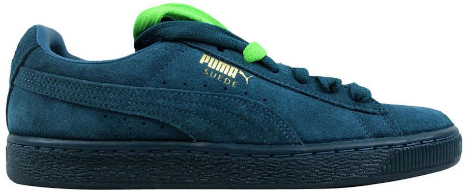 Puma Suede Classic + Mono Iced Blue Coral