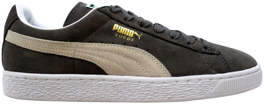 Puma Suede Classic+ Steeple Gray White