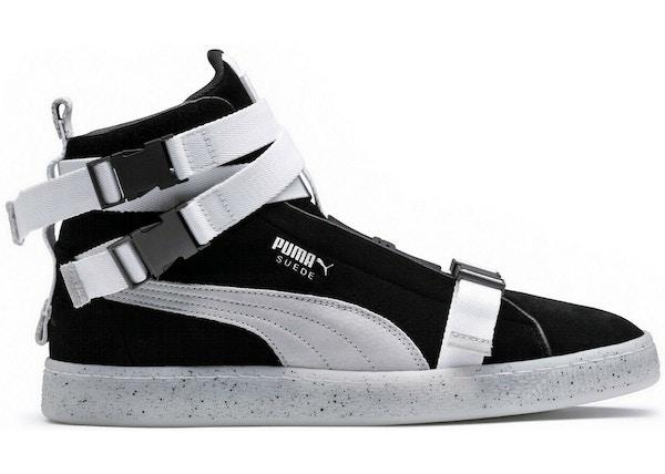 Puma Suede Classic The Weeknd Black White - 366310-03