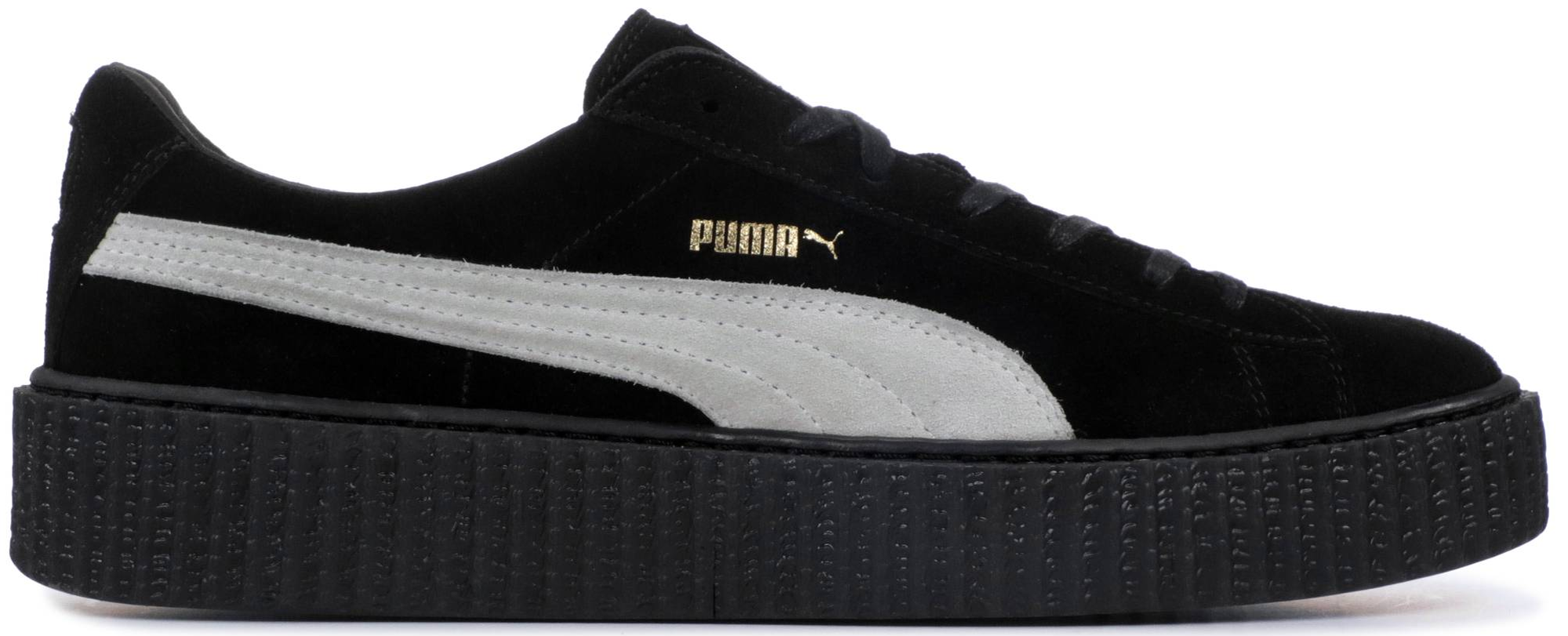 Puma Suede Creepers Fenty Rihanna Black