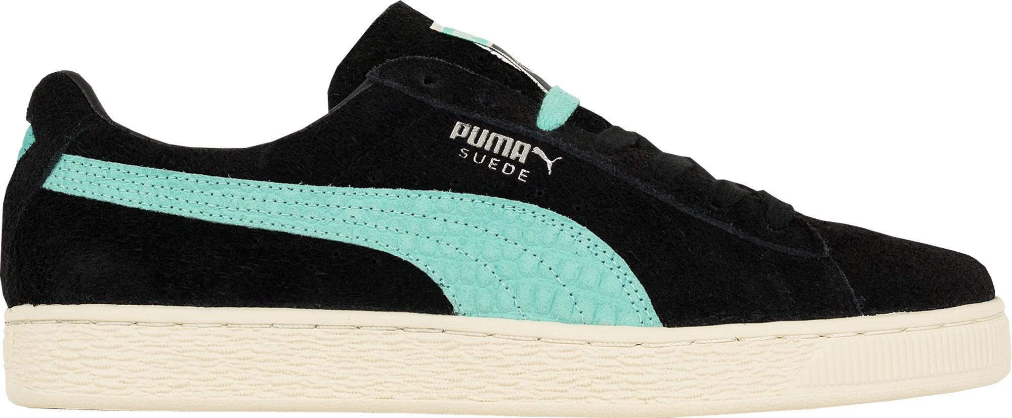 puma suede shoes images