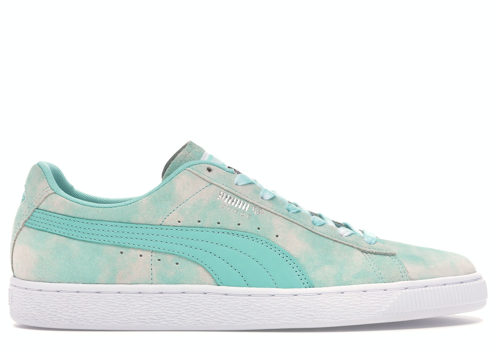Puma Suede Dye Diamond Supply