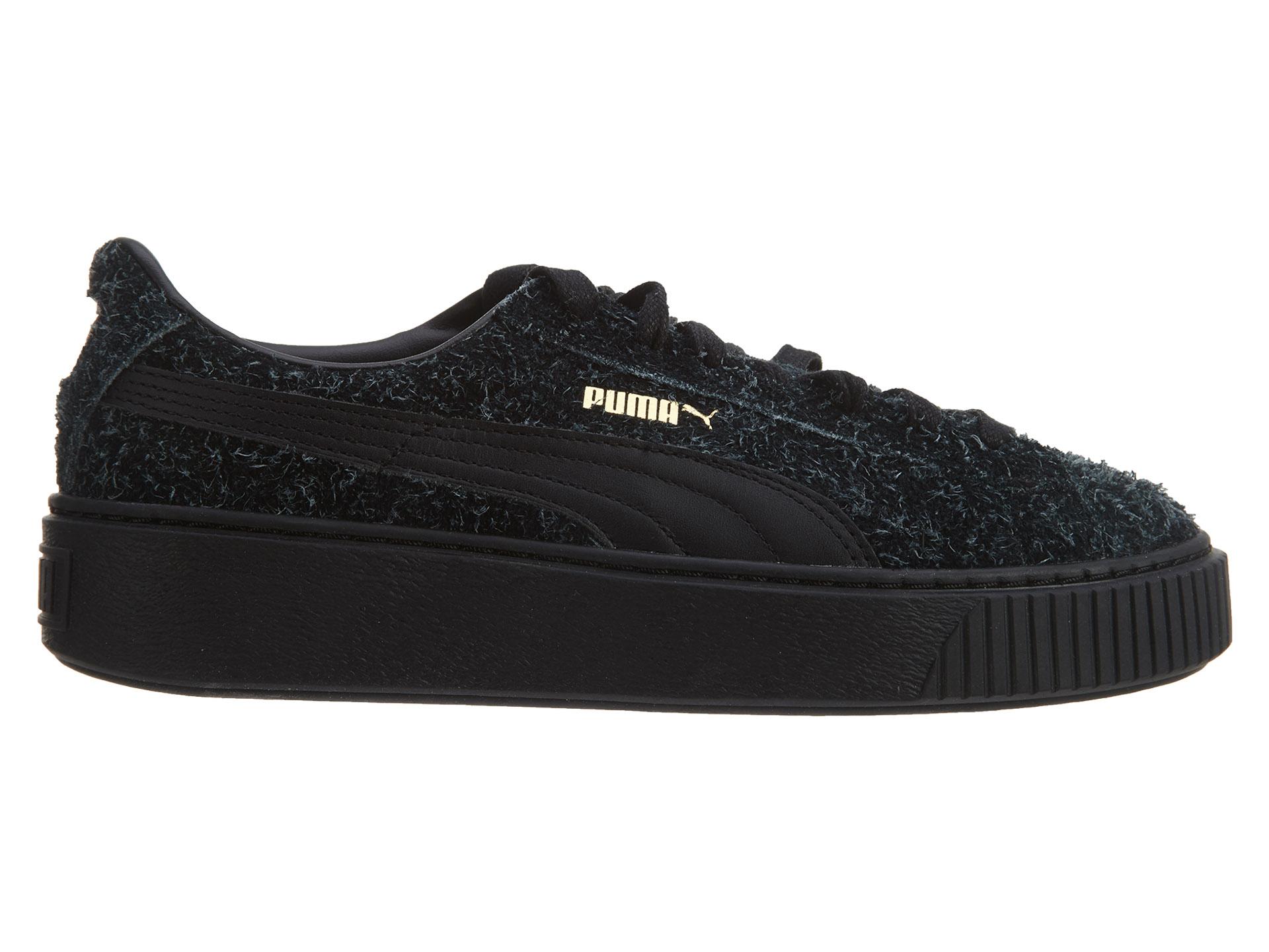 PUMA Suede Platform Elemental Collection Sneaker Freaker