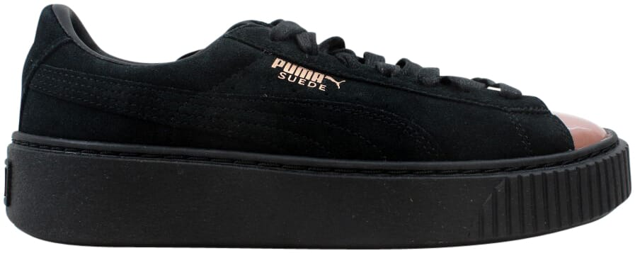 puma sneakers suede platform