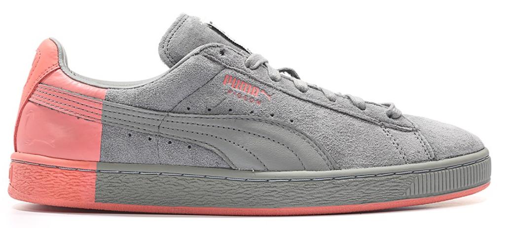 Puma Suede Grey Staple Pigeon - 361617-03