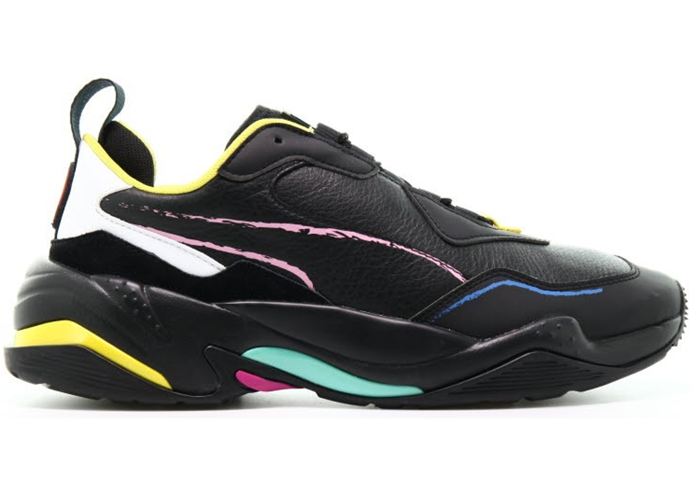 Sell. or Ask. Size 4. View All Bids. Puma Thunder Bradley Theodore 45ae22592