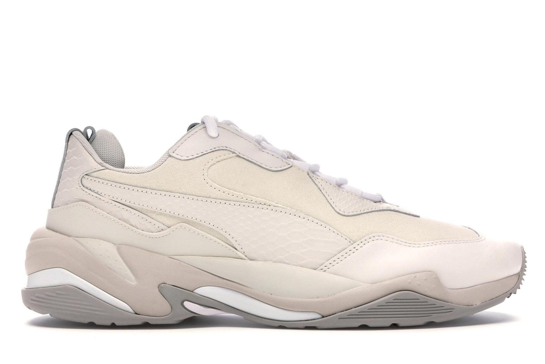 Puma Thunder Desert Bright White