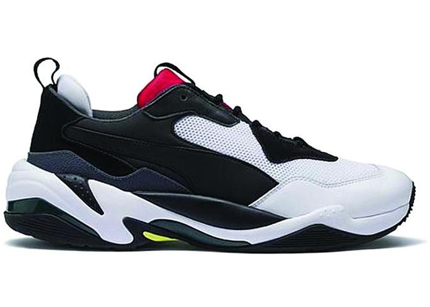 Puma Thunder Spectra Black High Risk Red
