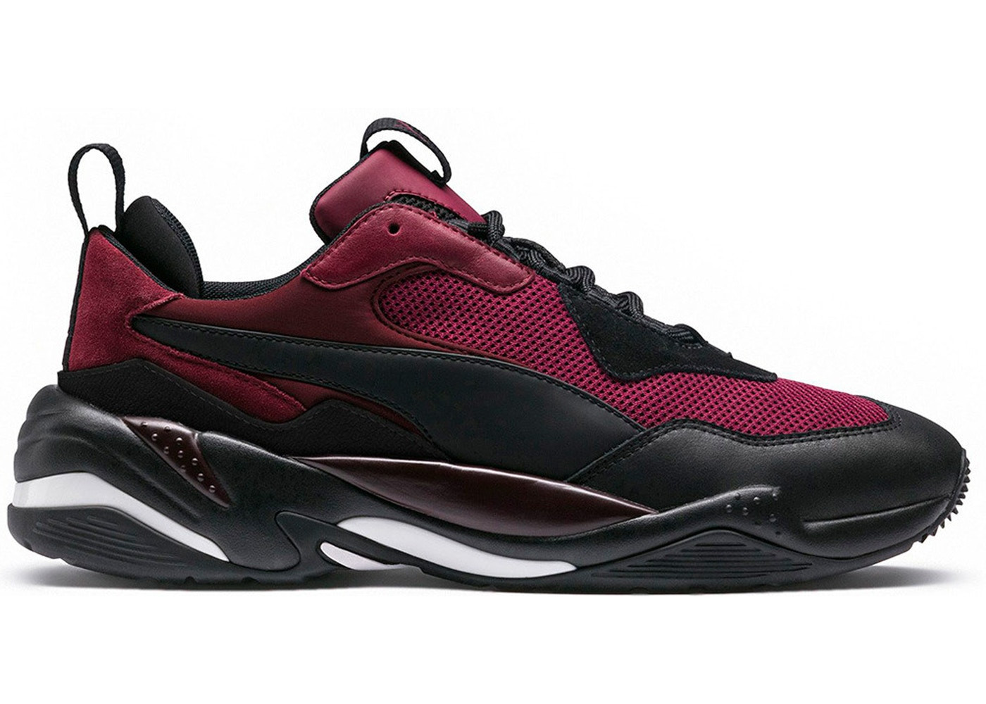 85583fb3735 Puma Thunder Spectra Burgundy Black - 367516-03