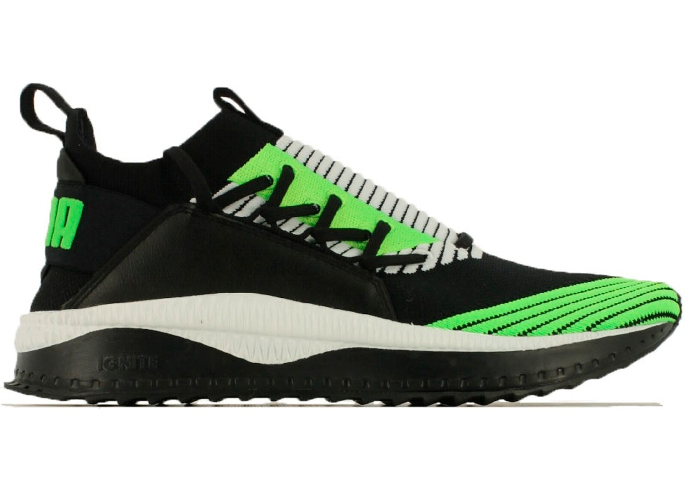c5783402995f6e Sell. or Ask. Size --. View All Bids. Puma Tsugi Jun Black Green