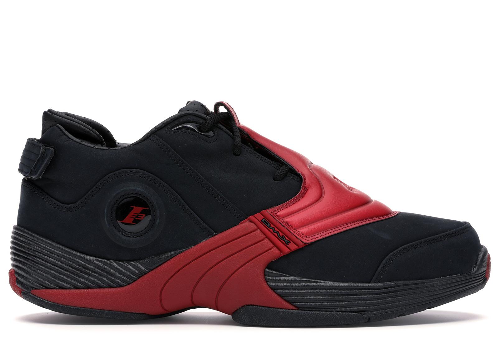 Reebok Answer 5 Black Red - DV8285