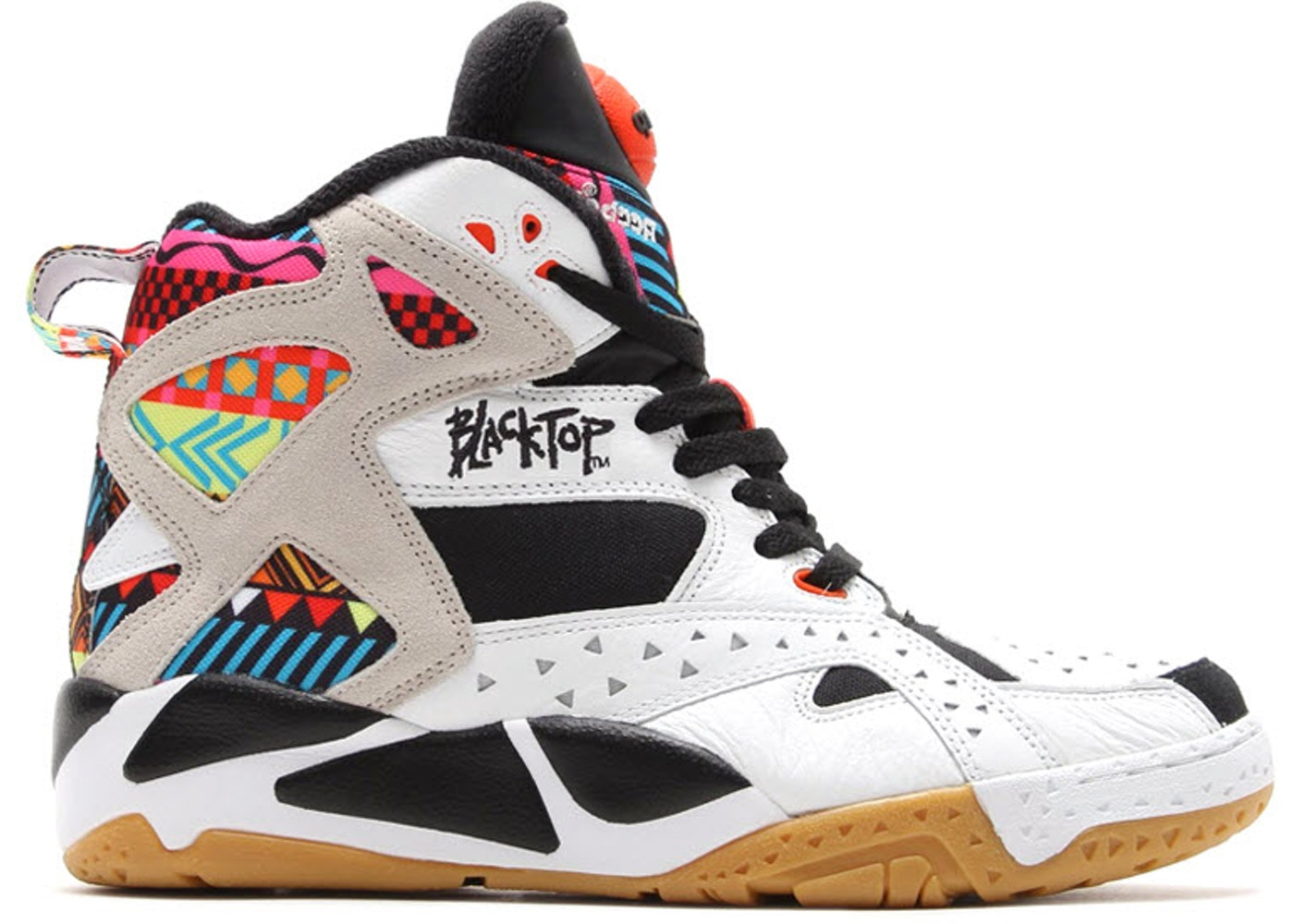80e3c0bcebb Reebok Blacktop Battleground Tribal Pump - M43284