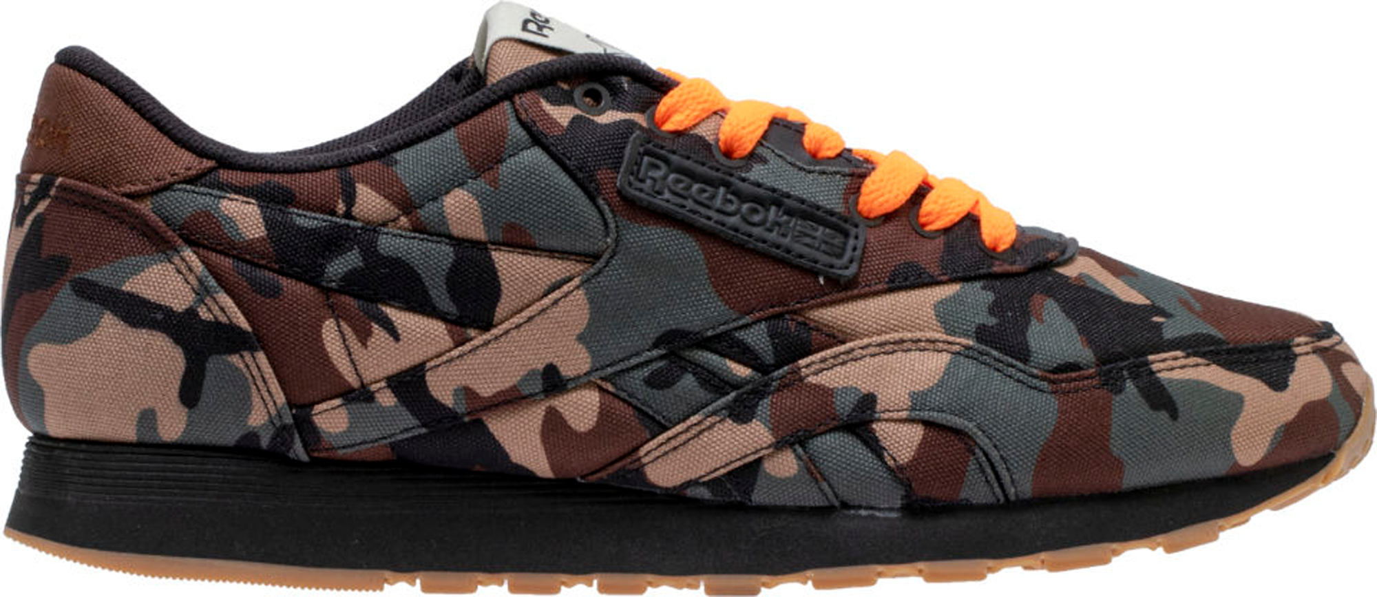 Reebok Classic Canvas Shoe Palace x G.I. Joe