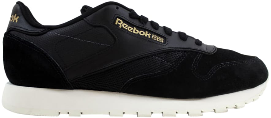 reebok cl leather alr noir